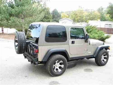 2006 jeep wrangler top sell used 2006 jeep wrangler rubicon top one owner
