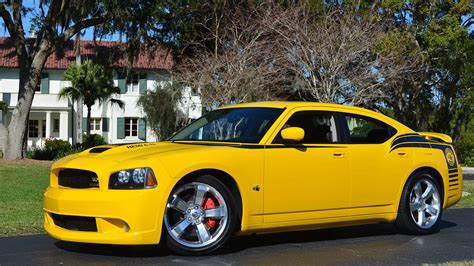 dodge charger bumble bee 2007 dodge charger srt bee k236 1 kissimmee 2017