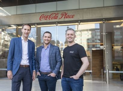 chris sullivan coca cola coca cola amatil invests in aussie start up doshii