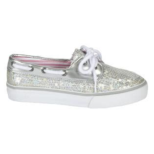 boat anchor expression expressions girl s anchor glitter boat shoe silver