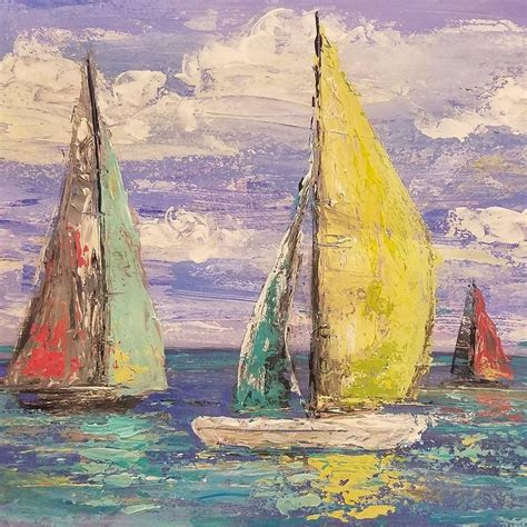 acrylic paint near me the 25 best sailboat painting ideas on sunset