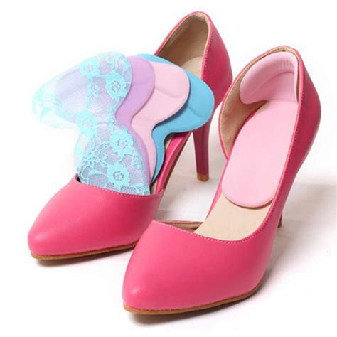 orthopedic high heel shoes 1pair care multicolor soft insoles orthopedic insoles