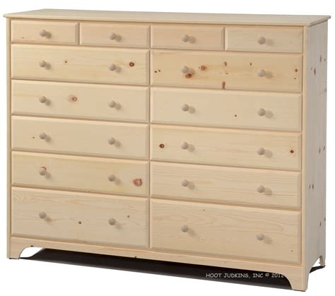 Wood Dresser by Hoot Judkins Furniture San Francisco San Jose Bay Area Jc