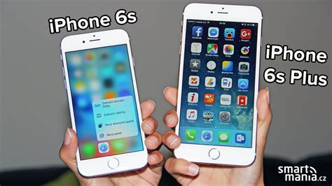 iphone 6s 6s plus recenze