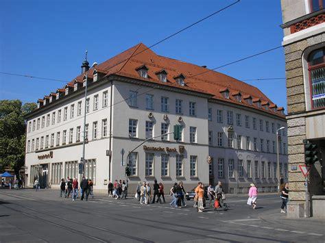 File Deutsche Bank Erfurt Jpg Wikimedia Commons