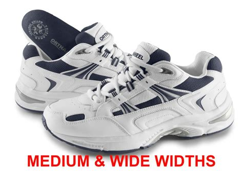 shoes for planters fasciitis orthaheel walker s plantar fasciitis shoe white navy ebay