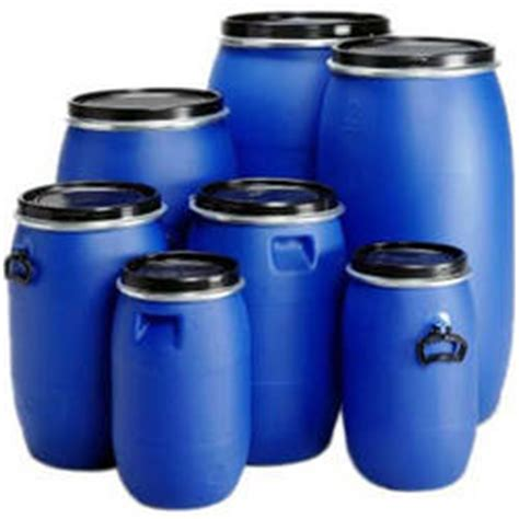 plastic drums manufacturers, suppliers & exporters of