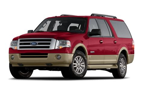 Ford Expedition 2007 by 2007 Ford Expedition El Information