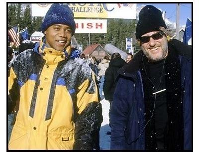 cuba gooding jr sled dog movie snow dogs