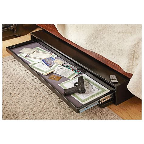 gun safe bed under bed security system 582424 gun safes at sportsman
