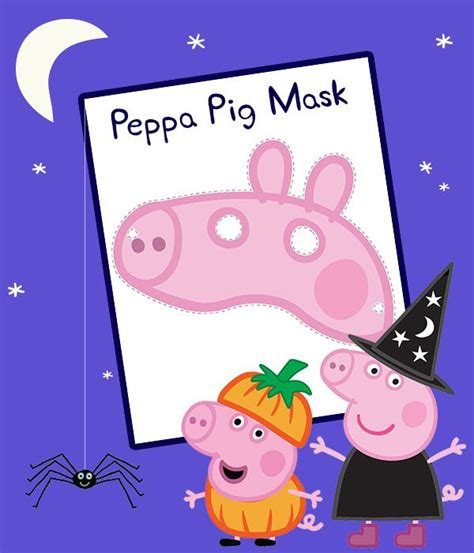 17 best images about kids peppa pig on pinterest cupcake fall pumpkin stencils free printable