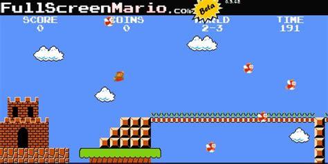 aksiyon oyunlar oyna sper kaliteli oyunlar s 252 per mario oyununu tam ekran internet tarayıcısından oyna