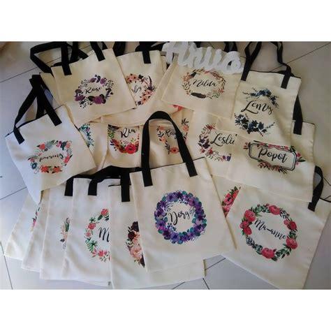 arvo personalized bags totebag drawstring bag shopee