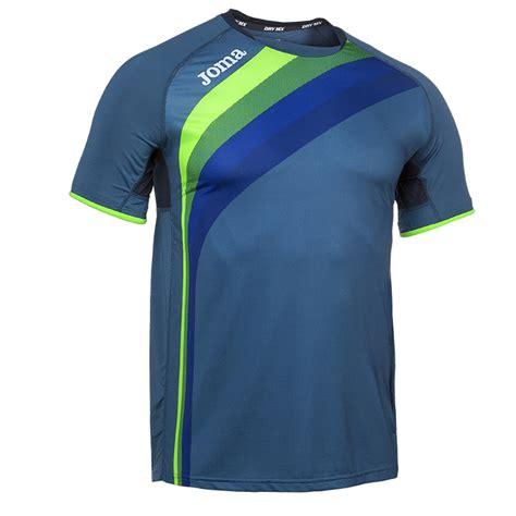 T Shirt Urbanholic Ubh 0001 t shirt running blue s s joma