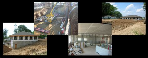 general contractor st louis laclair construction services