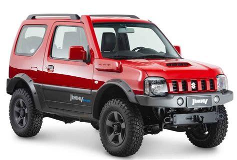 Maruti Suzuki Jimny Specifications Maruti Suzuki Jimny To Make Its Way Soon