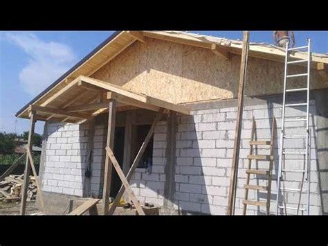 bca zidarie preturi constructii case zidarie si bca la rosu constructia