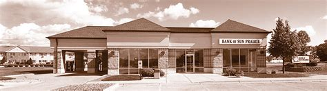 Bank Of Sun Prairie Cottage Grove by Location And Hours Bank Of Sun Prairie