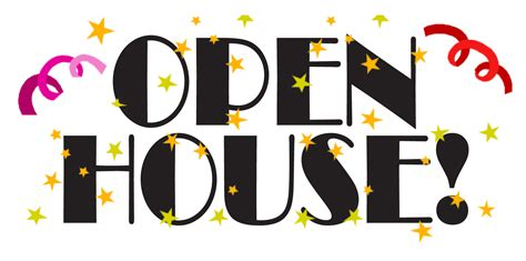 open house open house maple view retirement