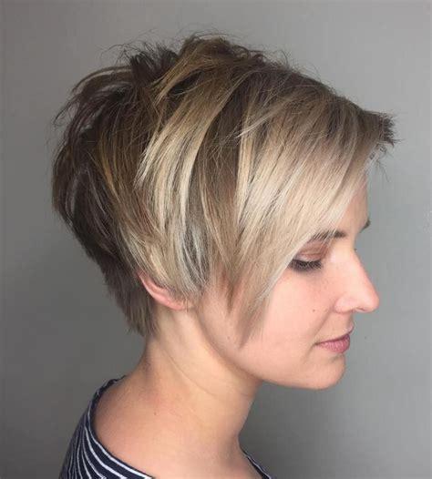 mind blowing short hairstyles  fine hair hair