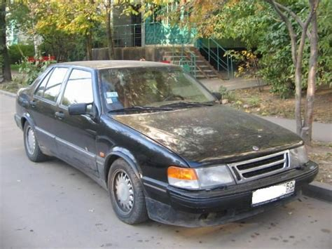 car owners manuals for sale 1994 saab 9000 engine control 1994 saab 9000 cde pictures 2300cc gasoline ff manual for sale