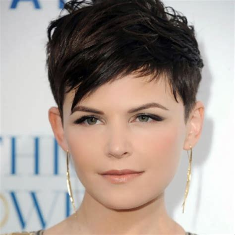 is pixie haircut good for overweight pixie cut for round chubby face hairstylegalleries com