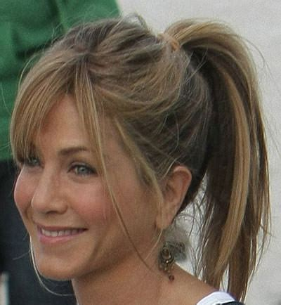 ponytail haircut for short layers front an top 4 shoulder length layered hairstyles for women over 50