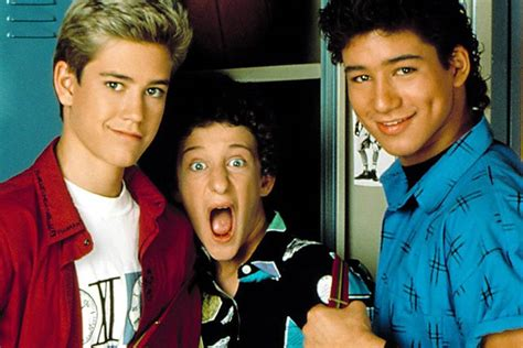 Saved By The Bell by Saved By The Bell Dustin Was Jailed For
