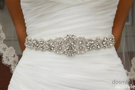 2016 sashes for wedding bridal rhinestone belt