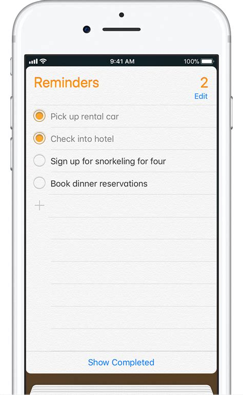 Check Apple Care For Mba by How To Use Reminders On Iphone How To Use Reminders In Ios