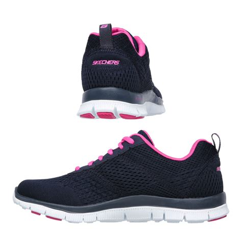 Skechers Flex Appeal skechers flex appeal obvious choice shoes
