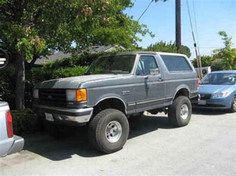 a 1990 ford bronco, and why you need to quiz more