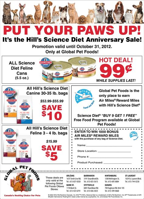 dog food coupons ontario 122 best images about events fundraisers fun on