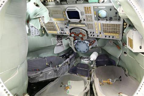 Soyuz Interior by Image Soyuz Spacecraft Interior