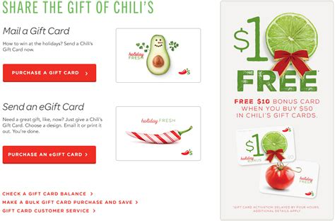 Gift Cards Chili S Other Restaurants - chilis gift certificate gift ftempo