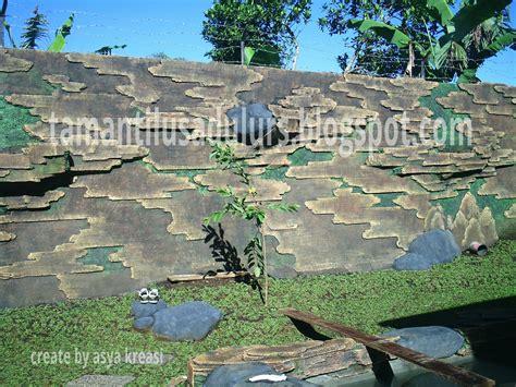 Lu Pilar Rumah Lu Taman 7 taman tilusadulur tebing relief