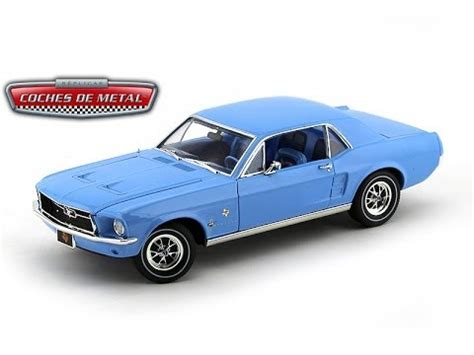 Lone Ford by 1967 Ford Mustang Quot Lone Limited Quot Greenlight 12893