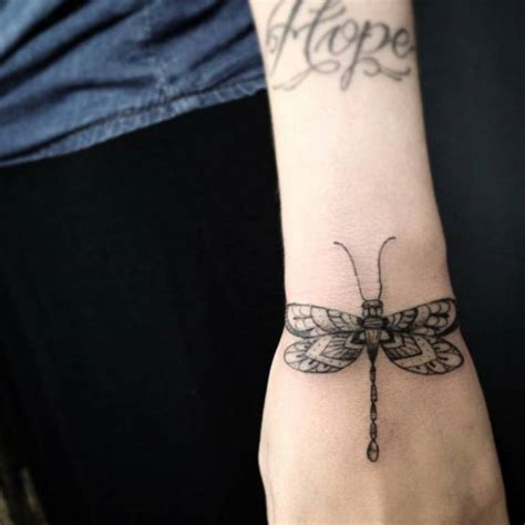 tattoo wrist dragonfly 32 stylish wrist dragonfly tattoos