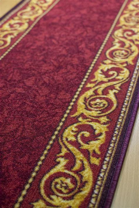 tappeti per corridoi fabulous passatoia greka floreale in stile classico with