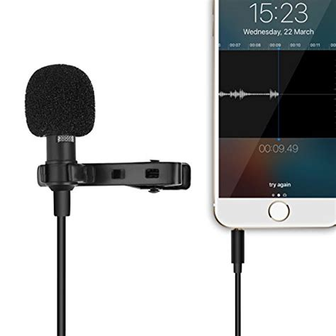 Mic Microphone Condenser Dslr Stereo Konextor Mini search results for cell tone pg1 wantitall