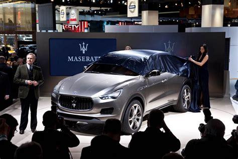 2014 maserati kubang production maserati kubang coming in 2014 with new name