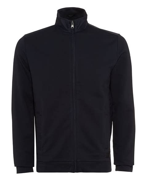 Jaket Zipper Hoodie Sweater Hardwell Navy hugo black sweatshirt cannobio 75 navy zip sweater jacket