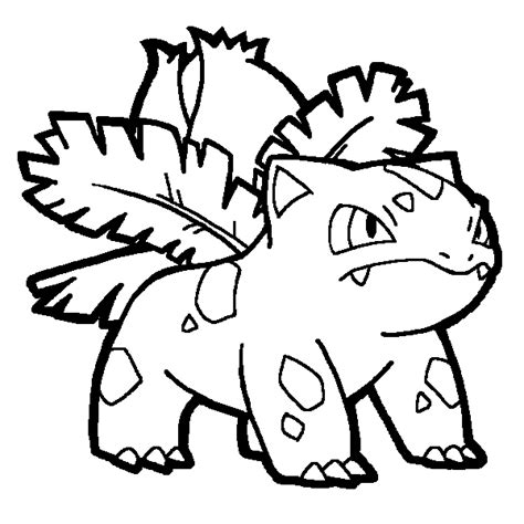 pokemon coloring pages ivysaur ivysaur coloring pages car interior design