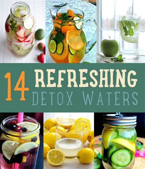 Diy Detox by How To Make Detox Waters Diy Projects Craft Ideas How To