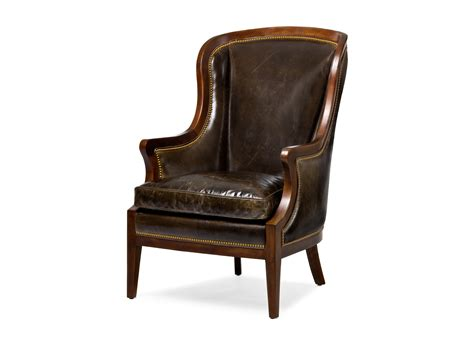 hancock and dining chairs hancock san francisco cromwell tufted wing chair