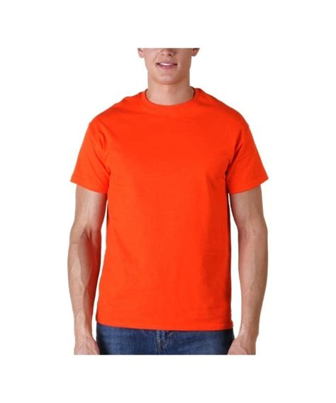 Tshirt Orange gildan ultra cotton orange t shirt