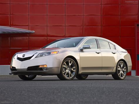 acura tl 2009 car picture 07 of 78 diesel station