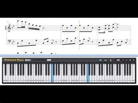 tutorial piano eminem 47 best images about piano on pinterest desolation of
