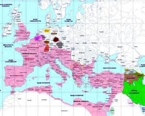 maps in european history maps
