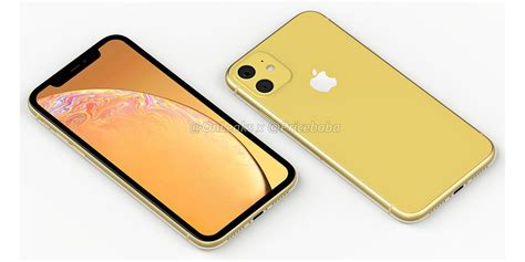 2019 iphone xr could similar bump to iphone 11 says leak